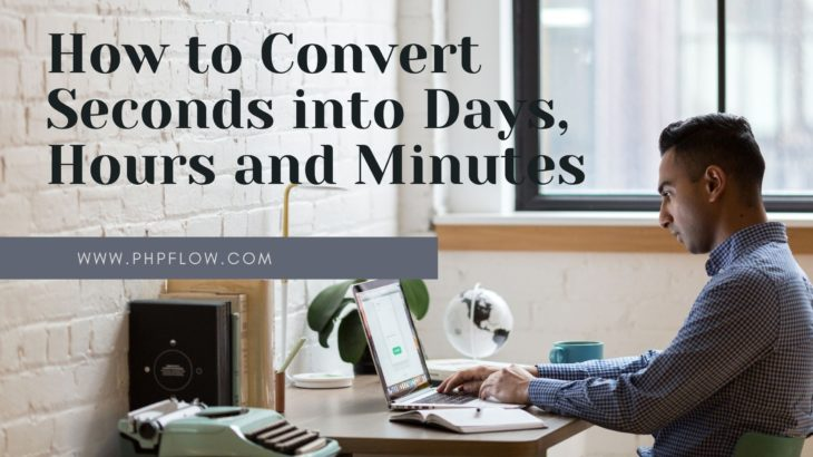 convert-seconds-into-days-hours-and-minutes