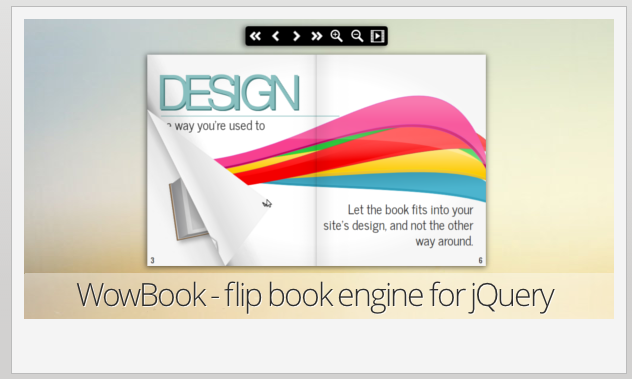 Best jQuery Flipbook Plugins - Phpflow com