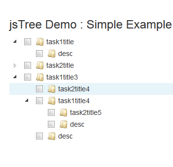 Create,Rename and Delete Node using JSTree,PHP and MySQL