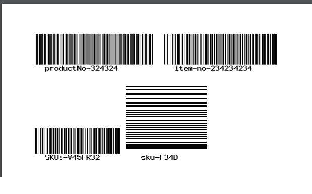 Generate Barcode in PDF file Using mPDF - Phpflow com